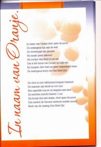 Lied In naam van Oranje